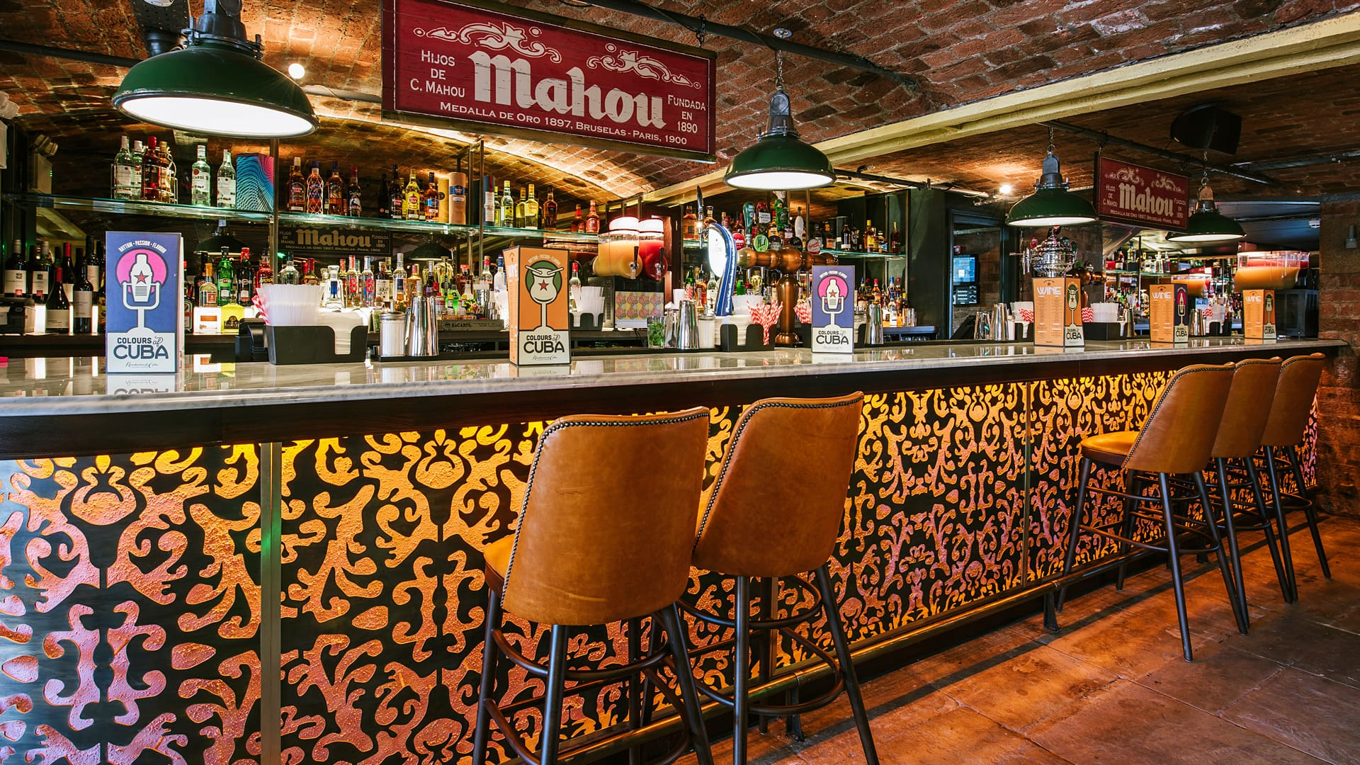 Revolución de Cuba Bar, Liverpool