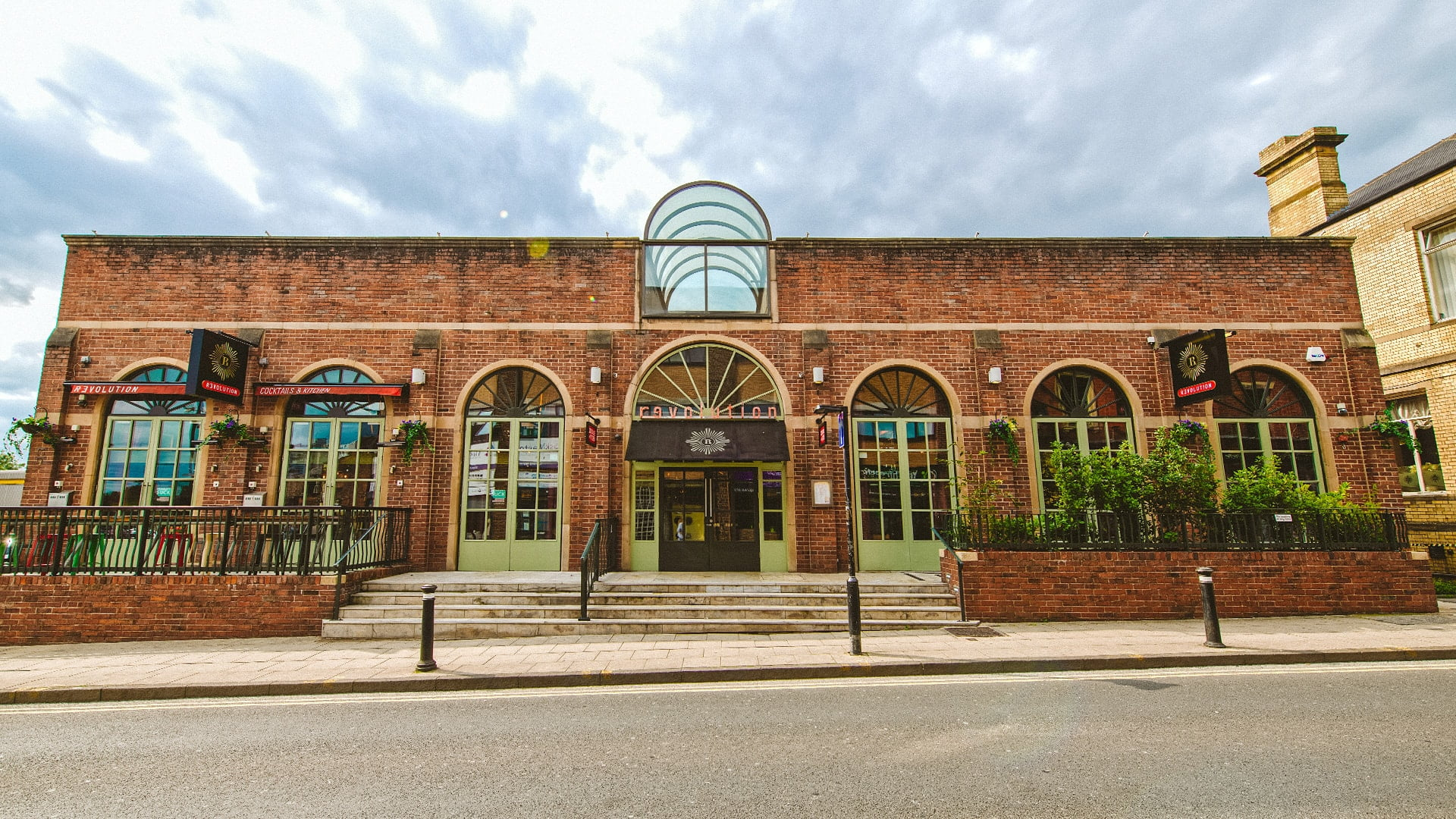 Revolution Bar, Wigan