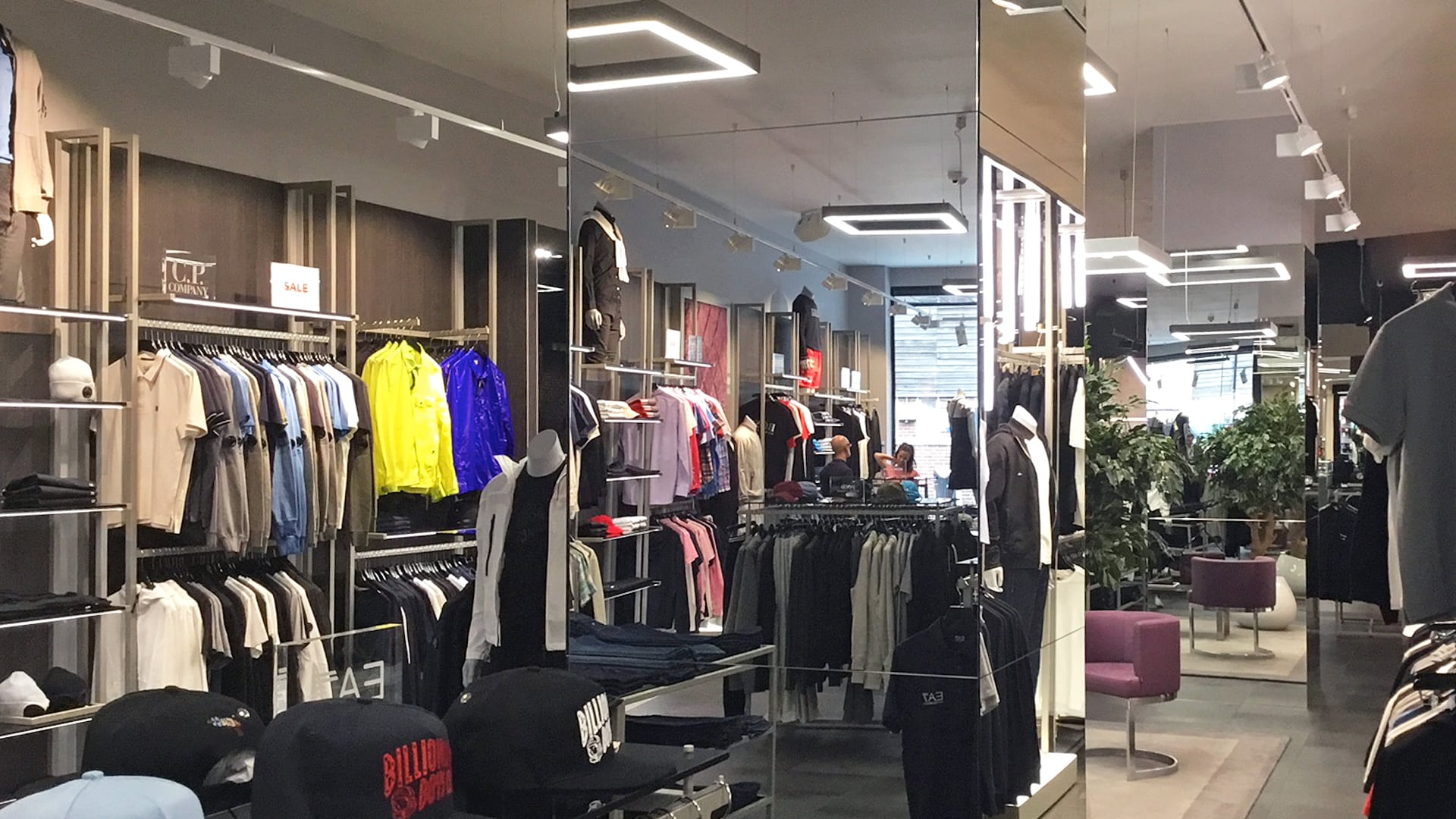 Sports Direct Ratail Store, Brixton